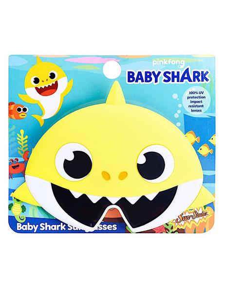 Sun Staches - Baby Shark Sunglasses