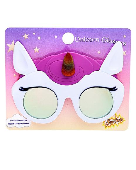 Sun Staches - Unicorn Sunglasses