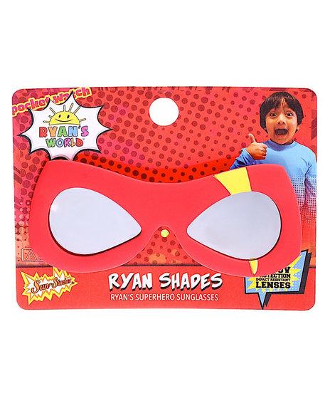 Sun Staches - Super Hero Mask Sunglasses