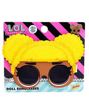 Sun Staches - LOL Gold Bee Sunglasses-2471185