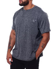 Buyers Picks - LA Gear Marled Cut & Sew T-Shirt (B&T)-2471221