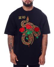 Makobi - Rose Snake Tee (B&T)-2468579