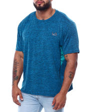 Buyers Picks - LA Gear Marled Cut & Sew T-Shirt (B&T)-2470797