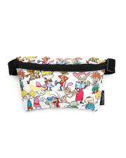 FYDELITY - Ultra-Slim Fanny Pack: NICK Characters (Unisex)-2467701