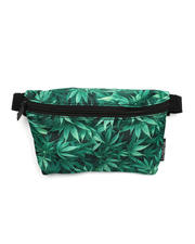 Bags - Ultra-Slim Fanny Pack: Weed (Unisex)-2467707