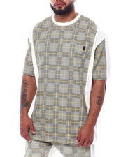 Makobi - Jersey Plaid T-Shirt (B&T)-2470102
