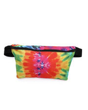 Bags - XL Ultra-Slim Fanny Pack: Tye Dye (Unisex)-2468317