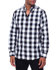 Buyers Picks - LS Buffalo Plaid Buttondown Shirt-2471474