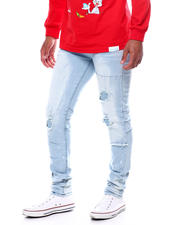 Spring-Summer-M - Distressed Ripped Jean-2471173