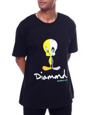 Diamond Supply Co - DMND X LOONEY TUNES - X-RAY TEE-2471451