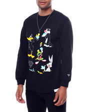 Diamond Supply Co - DMND X LOONEY TUNES  LS Character Tee-2471460