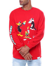 Diamond Supply Co - DMND X LOONEY TUNES  LS Character Tee-2471463
