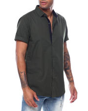 Buyers Picks - SS Solid Poplin Shirt-2471468
