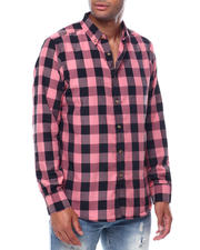 Buyers Picks - LS Buffalo Plaid Buttondown Shirt-2471485