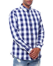 Buyers Picks - LS Buffalo Plaid Buttondown Shirt-2471501