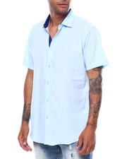 Buyers Picks - SS Solid Poplin Shirt-2471506