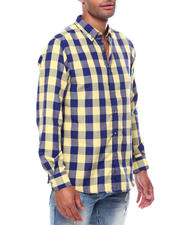 Buyers Picks - LS Buffalo Plaid Buttondown Shirt-2471540