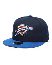 Accessories - K 9Fifty Oklahoma City Thunder 2Tone Cap-2467181