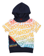 Sizes 2T-4T - Toddler - Pullover Hoodie W/Engineer (2T-4T)-2469192