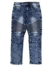 Boys - Skinny Stretch Moto Jeans (8-18)-2470311