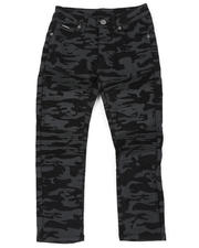 Sizes 4-7x - Kids - Skinny Stretch Camo Moto Jeans (4-7)-2470365