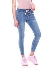 Bottoms - PORK CHOP POCKET DENIM JOGGER-2470950