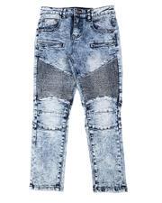 Boys - Skinny Stretch Moto Jeans (8-18)-2470299