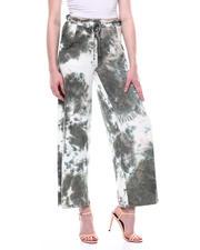 Pants - Tie Dye Paper Bag Palazzo Pant-2471615