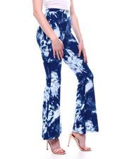 Bottoms - Tie Dye Jersey Flare Pant-2471622