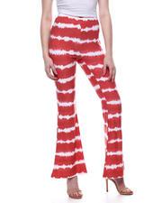 DEREK HEART - Tie Dye Jersey Flare Pant-2471705