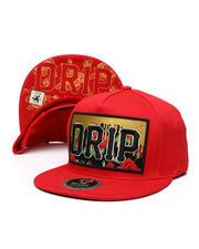 Men - Drip Snapback Hat-2470566