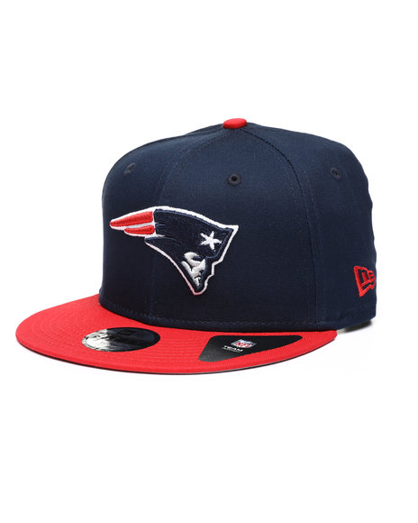 New Era - 9Fifty New England Patriots Kid Baycik Hat