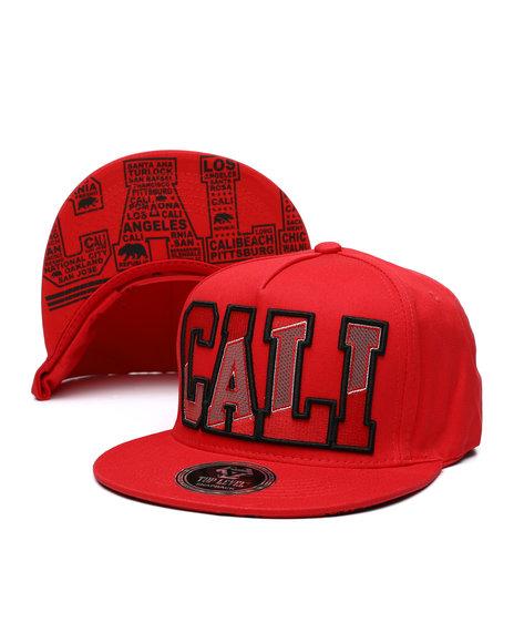 Buyers Picks - Cali Snapback Hat