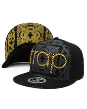 Men - Rope Trap Snapback Hat-2470258