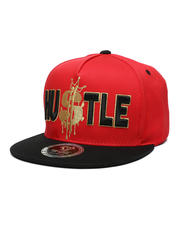 Men - Hustle Snapback Hat-2470298