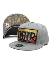 Men - Drip Snapback Hat-2470763