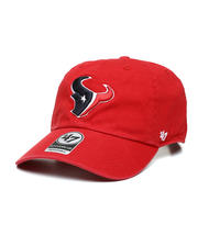 NBA, MLB, NFL Gear - Houston Texans Clean Up Strapback Cap-2471015