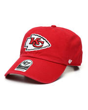 NBA, MLB, NFL Gear - Kansas City Clean Up Strapback Cap-2471017