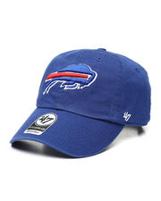NBA, MLB, NFL Gear - Buffalo Bills 47 Clean Up Cap-2471446