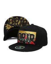 Men - Drip Snapback Hat-2470410