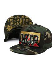 Men - Drip Snapback Hat-2470751