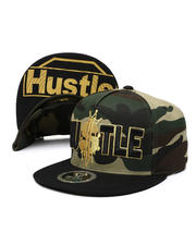 Men - Hustle Snapback Hat-2471011