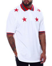 Buyers Picks - Star Collar Polo Shirt (B&T)-2471953