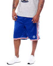 Julius Erving (DR. J) - Dr. J Retro Mesh Short (B&T)-2472187