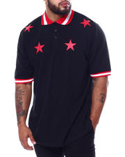 Buyers Picks - Star Collar Polo Shirt (B&T)-2472276