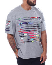 Buyers Picks - Razor Slashed S/S Tee W/Gradient Print (B&T)-2472311