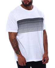 Buyers Picks - Design Crew Neck Thick Stripe-2472326
