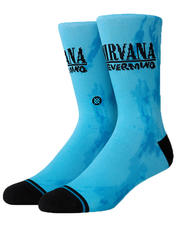 DRJ SOCK SHOP - Nirvana Nevermind Crew Socks-2472587
