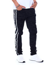 Pants - Stripe Camo Ripped Twill Pant-2471897