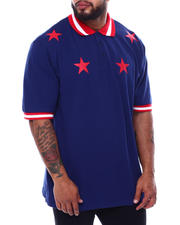 Buyers Picks - Star Collar Polo Shirt (B&T)-2471957